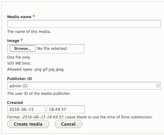Reusable Media in Drupal 8 - it's a reality, here's how! | Annertech