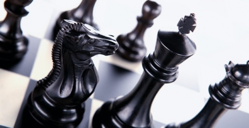 Photo of a chess board | Need an effective strategy to succeed