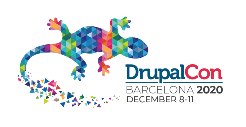 DrupalCon Barcelona 2020, 8-11th December